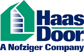 Logo for Haas Door brand